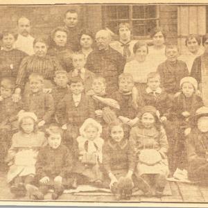 Belgian Refugees in Doncaster